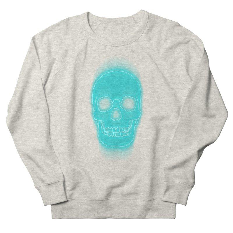 THE BLUR Women's French Terry Sweatshirt by silenTOP Artist Shop
