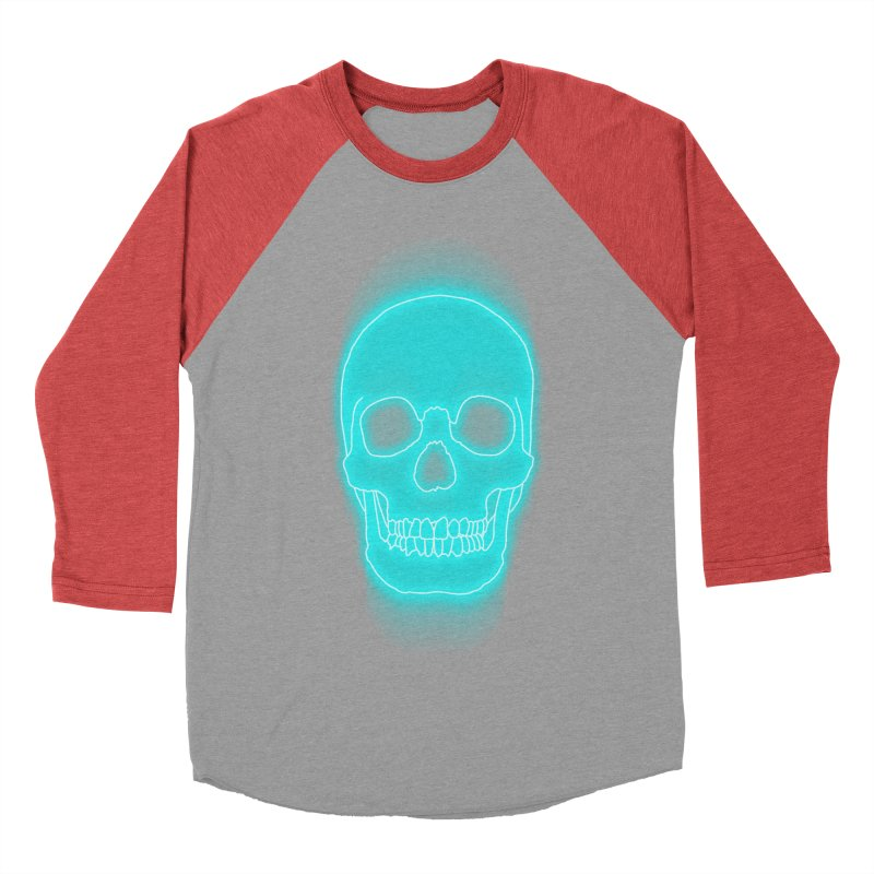 THE BLUR Women's Baseball Triblend T-Shirt by silenTOP Artist Shop