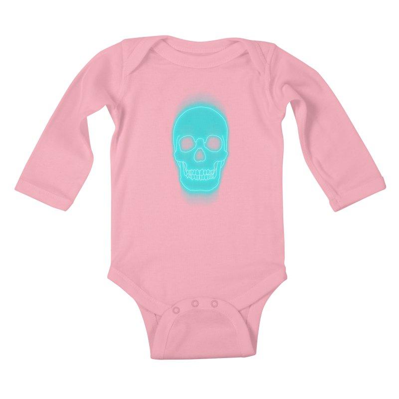 THE BLUR Kids Baby Longsleeve Bodysuit by silenTOP Artist Shop