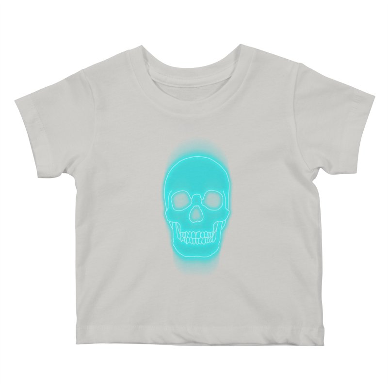THE BLUR Kids Baby T-Shirt by silenTOP Artist Shop