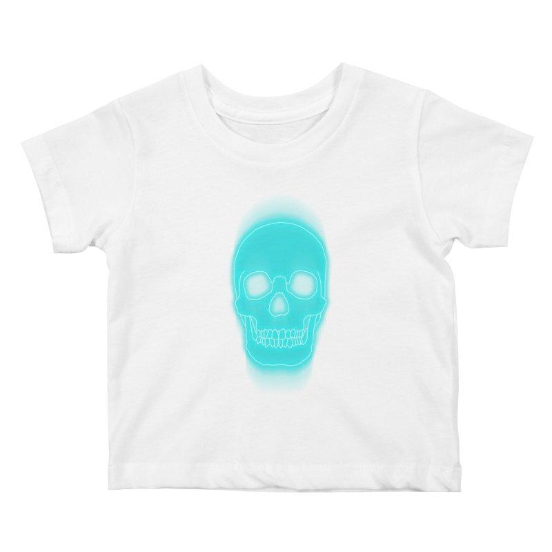 THE BLUR Kids Baby T-Shirt by silenTOP Artist Shop