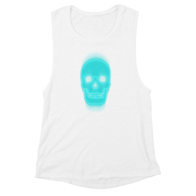 THE BLUR Women's Muscle Tank by silenTOP Artist Shop