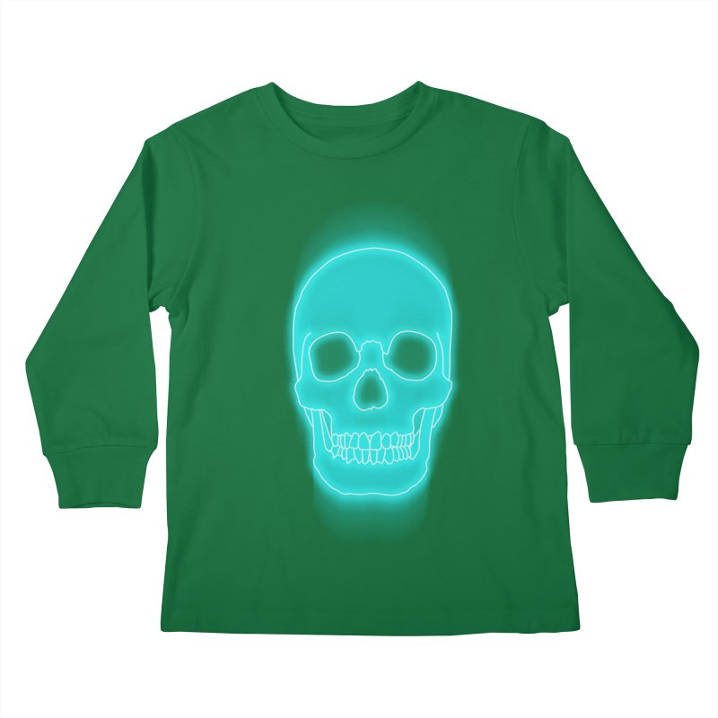 THE BLUR Kids Longsleeve T-Shirt by silenTOP Artist Shop