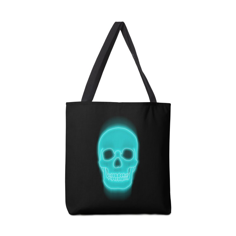 THE BLUR Accessories Bag by silenTOP Artist Shop