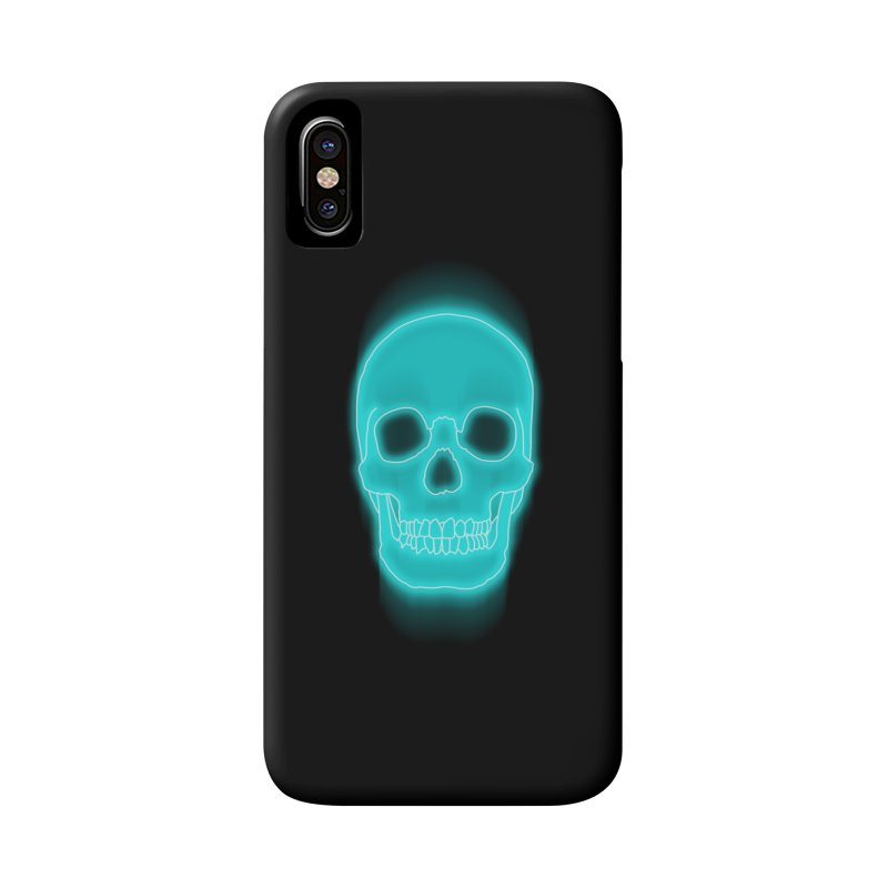 THE BLUR Accessories Phone Case by silenTOP Artist Shop