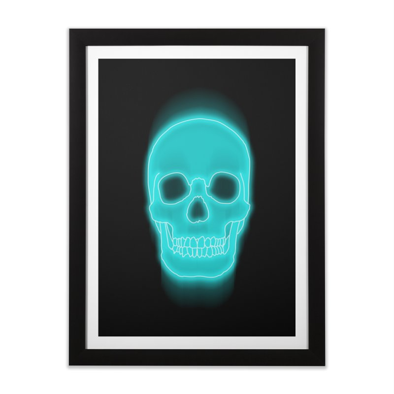 THE BLUR Home Framed Fine Art Print by silenTOP Artist Shop
