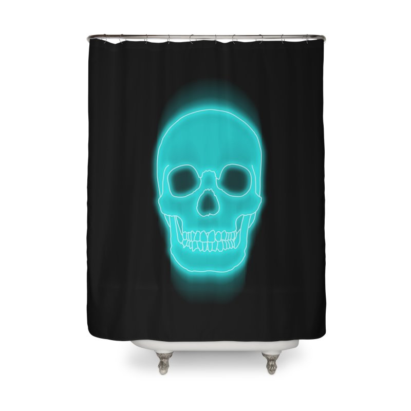 THE BLUR Home Shower Curtain by silenTOP Artist Shop