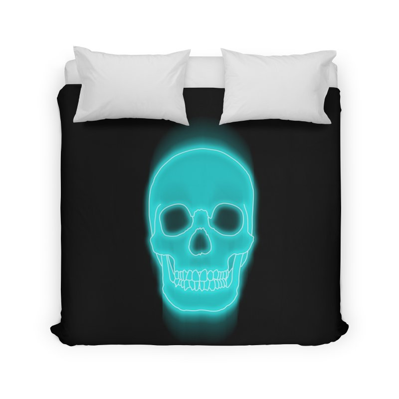 THE BLUR Home Duvet by silenTOP Artist Shop