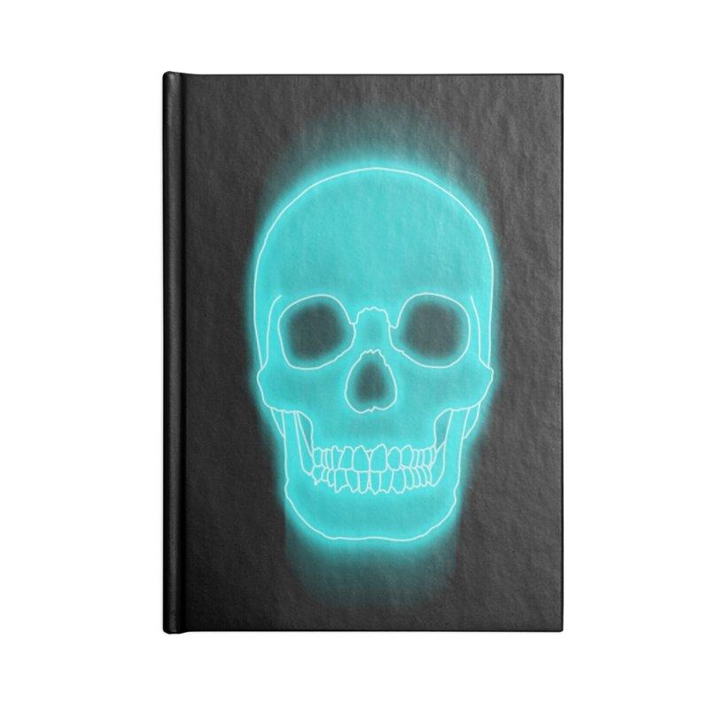 THE BLUR Accessories Notebook by silenTOP Artist Shop