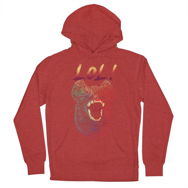 LOL! Men's Pullover Hoody by silenTOP Artist Shop