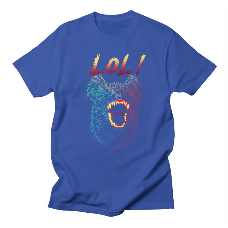 LOL! Women's Regular Unisex T-Shirt by silenTOP Artist Shop
