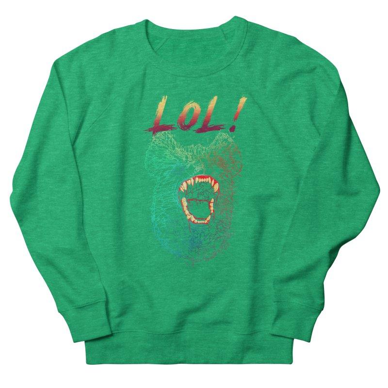 LOL! Men's Sweatshirt by silenTOP Artist Shop