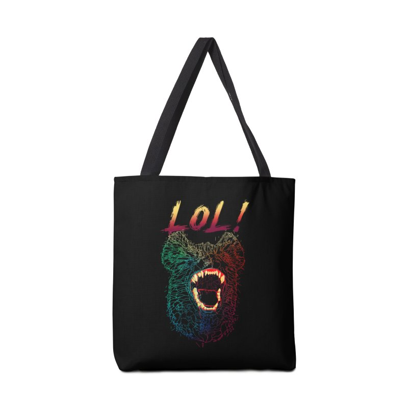 LOL! Accessories Bag by silenTOP Artist Shop