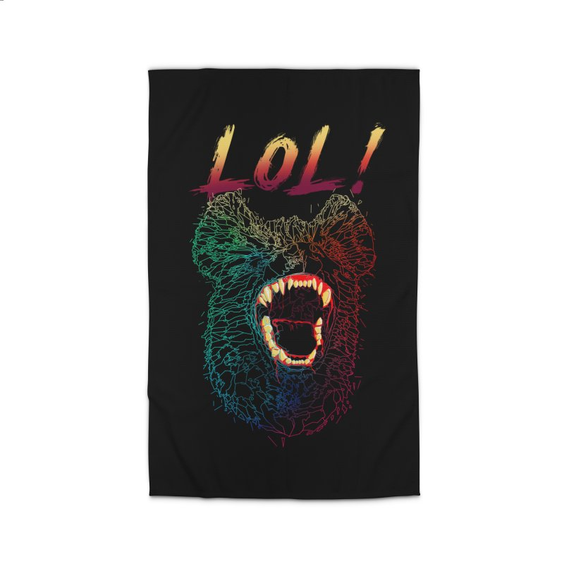 LOL! Home Rug by silenTOP Artist Shop