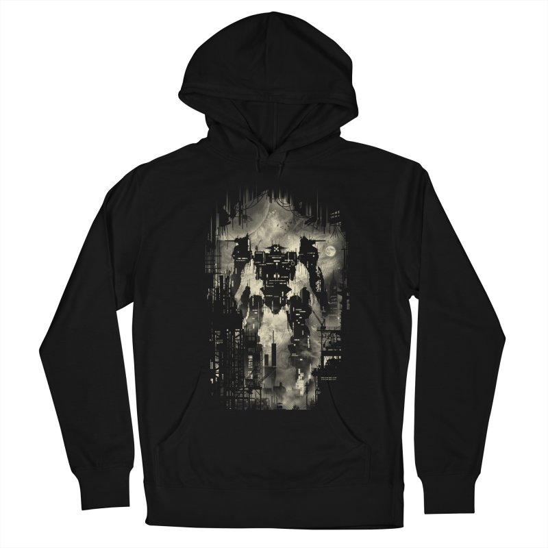 The Builder Women's Pullover Hoody by silentOp's Artist Shop