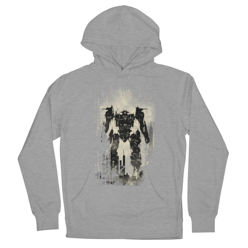 The Builder Men's Pullover Hoody by silentOp's Artist Shop