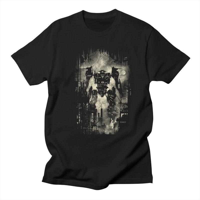 The Builder Men's T-shirt by silentOp's Artist Shop