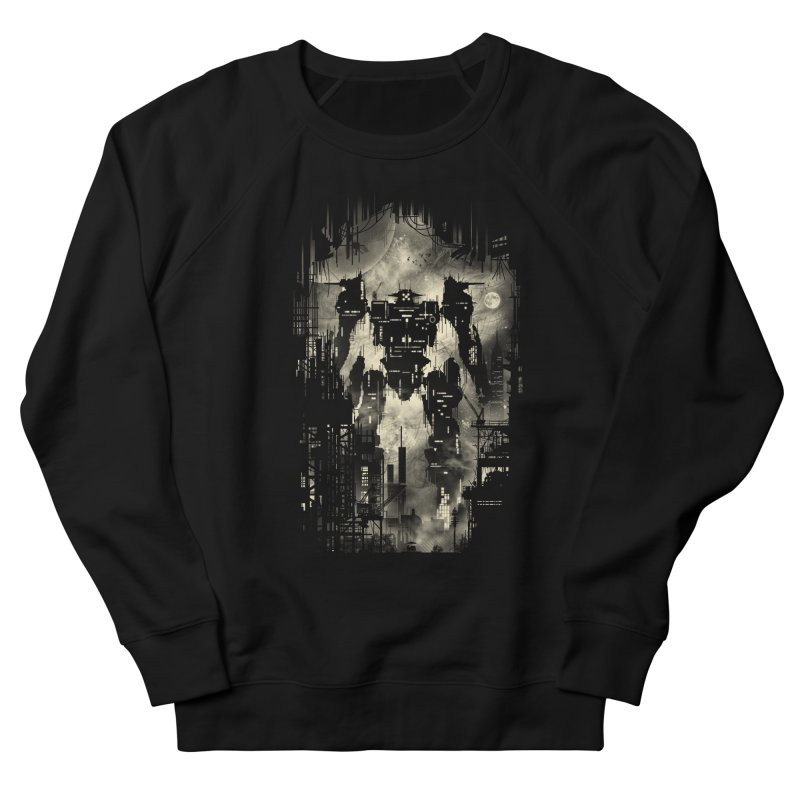 The Builder Men's Sweatshirt by silentOp's Artist Shop