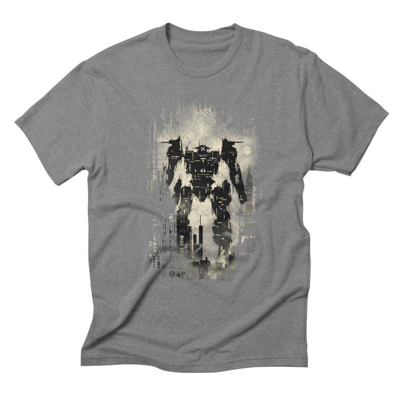 The Builder Men's Triblend T-shirt by silentOp's Artist Shop