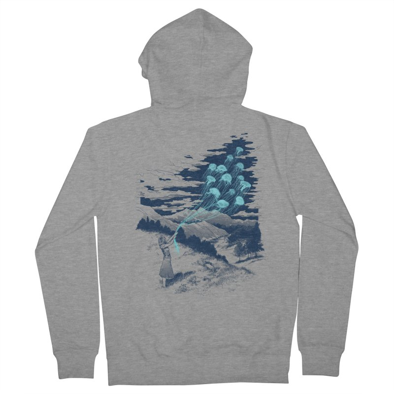 Release the Kindness Men's Zip-Up Hoody by silenTOP Artist Shop