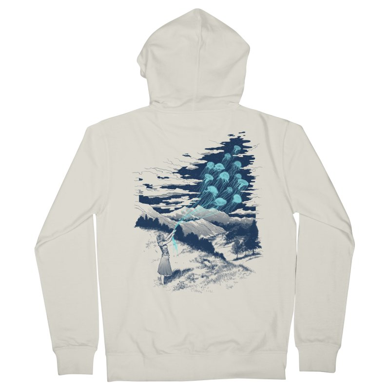 Release the Kindness Men's Zip-Up Hoody by silentOp's Artist Shop