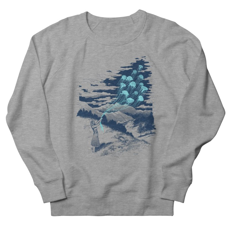 Release the Kindness Women's French Terry Sweatshirt by silenTOP Artist Shop