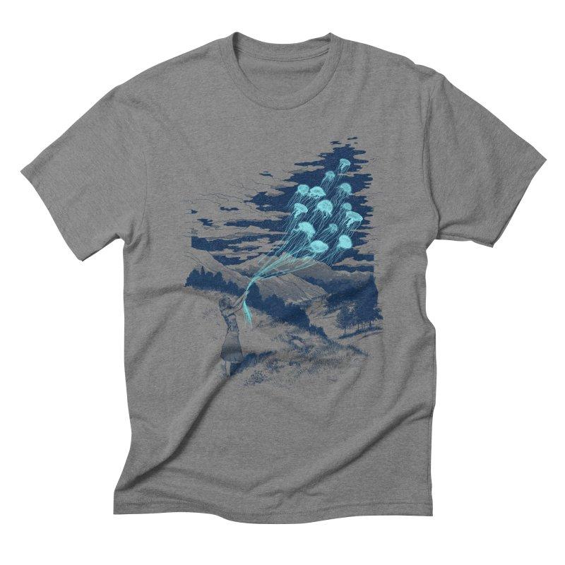 Release the Kindness Men's Triblend T-shirt by silentOp's Artist Shop
