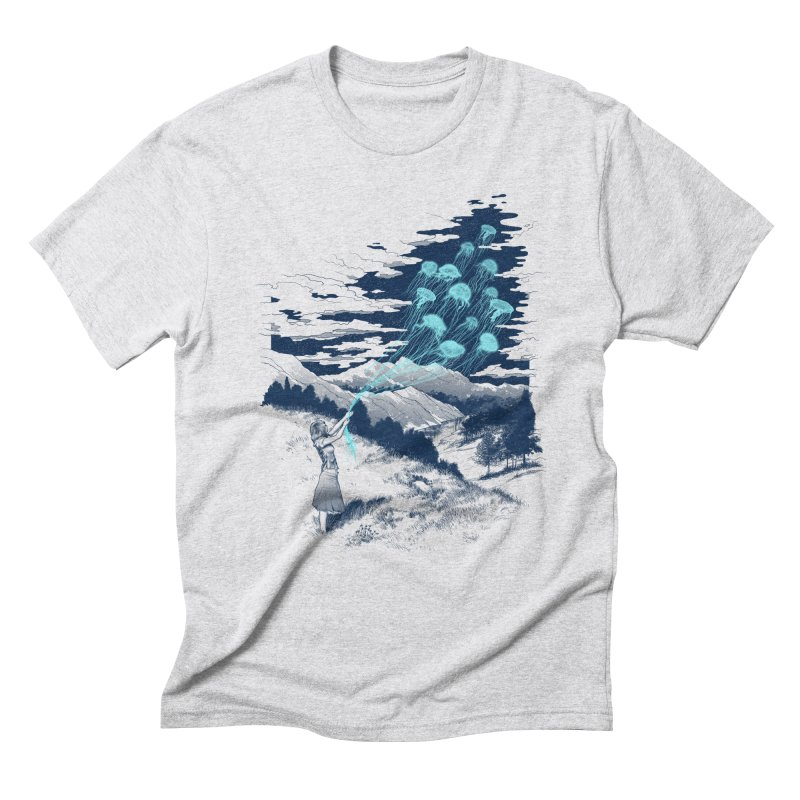 Release the Kindness Men's Triblend T-Shirt by silenTOP Artist Shop