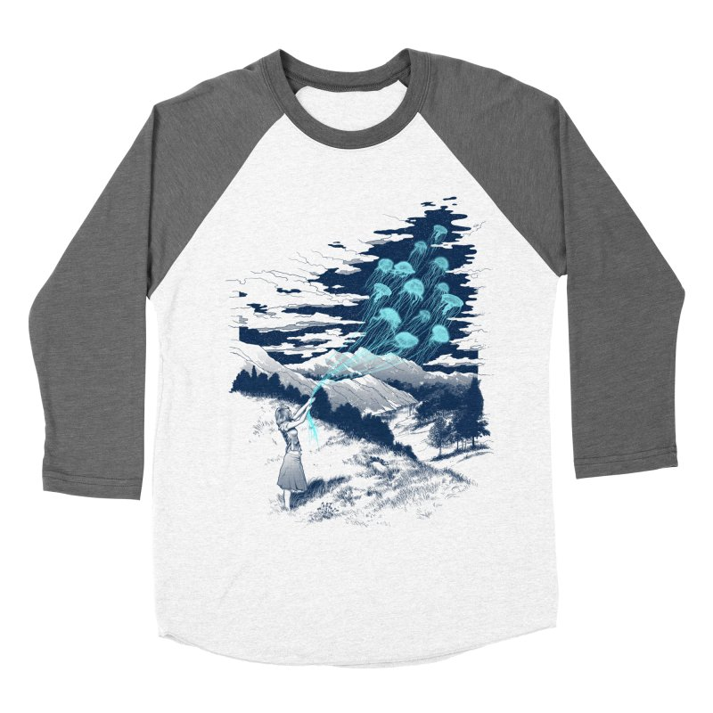 Release the Kindness Men's Baseball Triblend T-Shirt by silentOp's Artist Shop