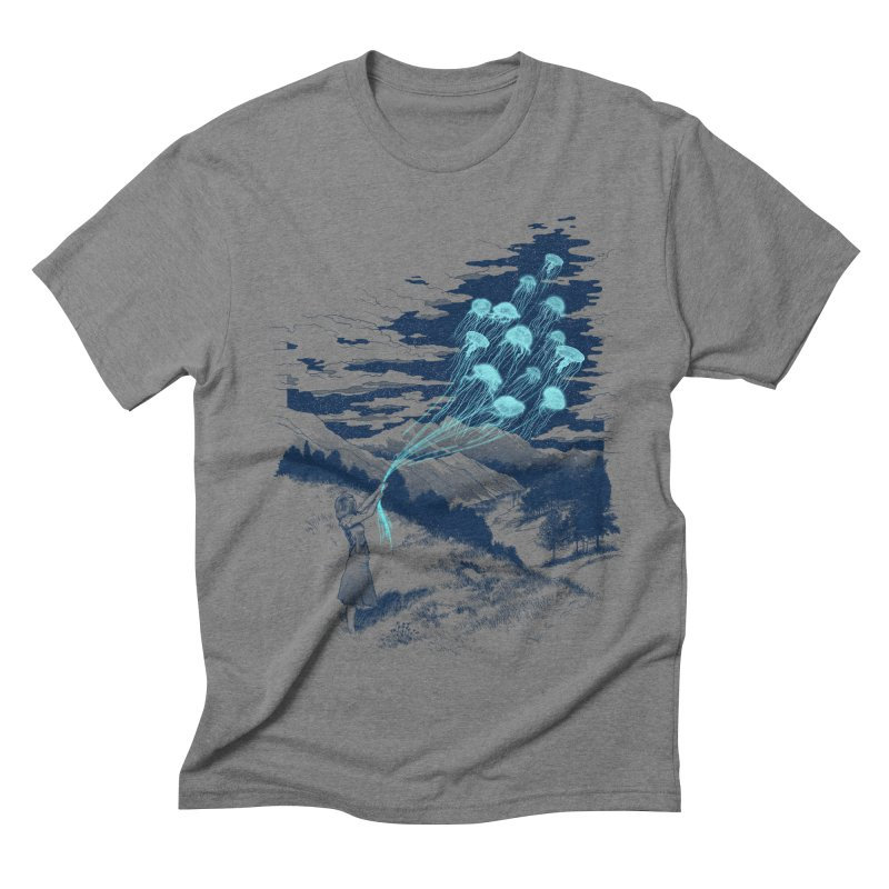 Release the Kindness Men's Triblend T-shirt by silentOp's Artist Shop