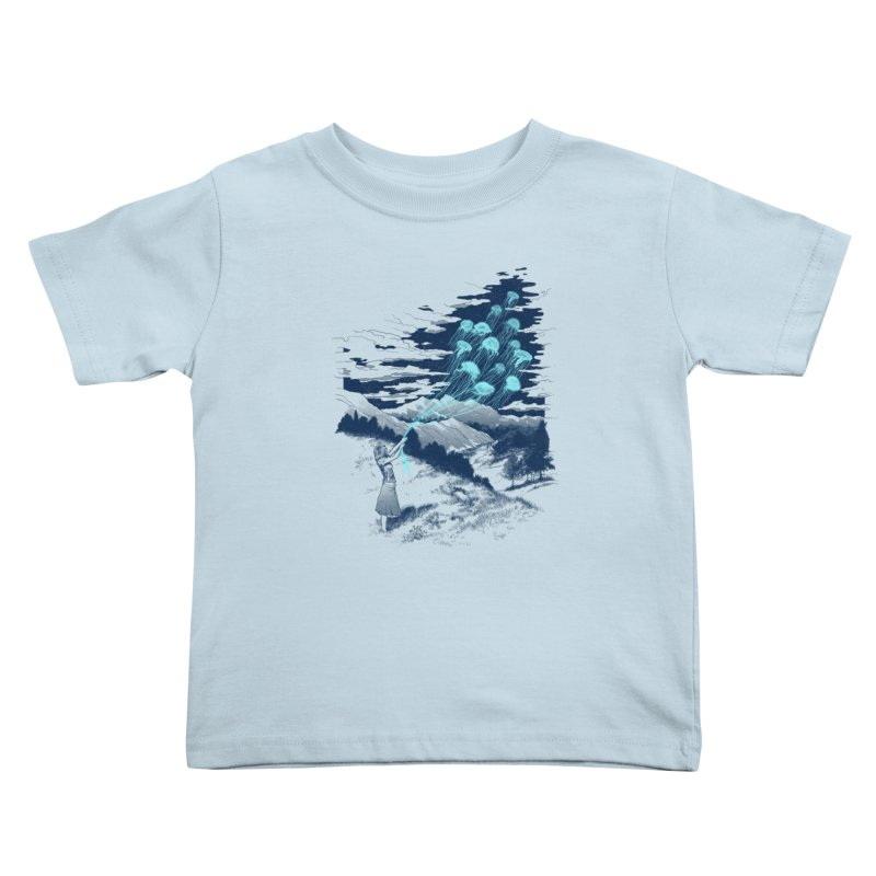 Release the Kindness Kids Toddler T-Shirt by silentOp's Artist Shop