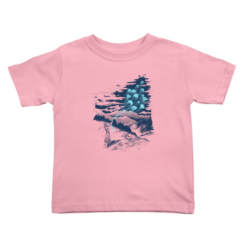 Release the Kindness Kids Toddler T-Shirt by silenTOP Artist Shop