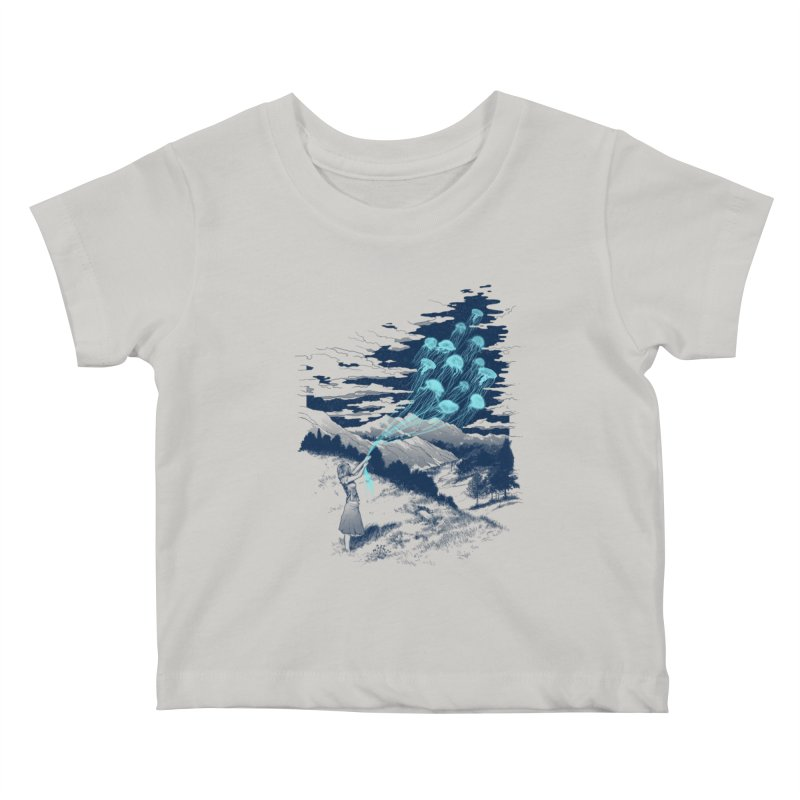 Release the Kindness Kids Baby T-Shirt by silentOp's Artist Shop