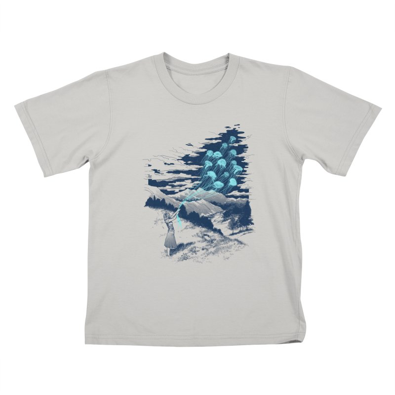 Release the Kindness Kids T-Shirt by silenTOP Artist Shop
