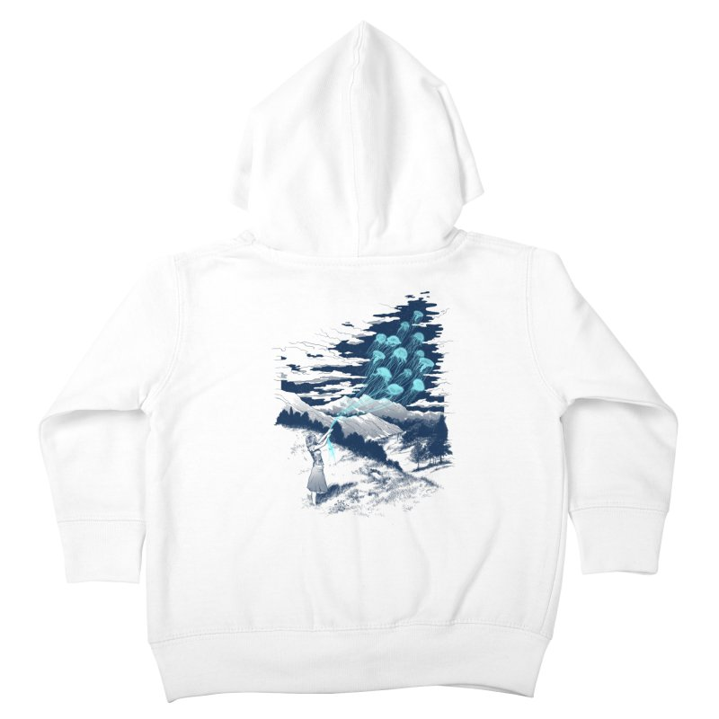Release the Kindness Kids Toddler Zip-Up Hoody by silentOp's Artist Shop
