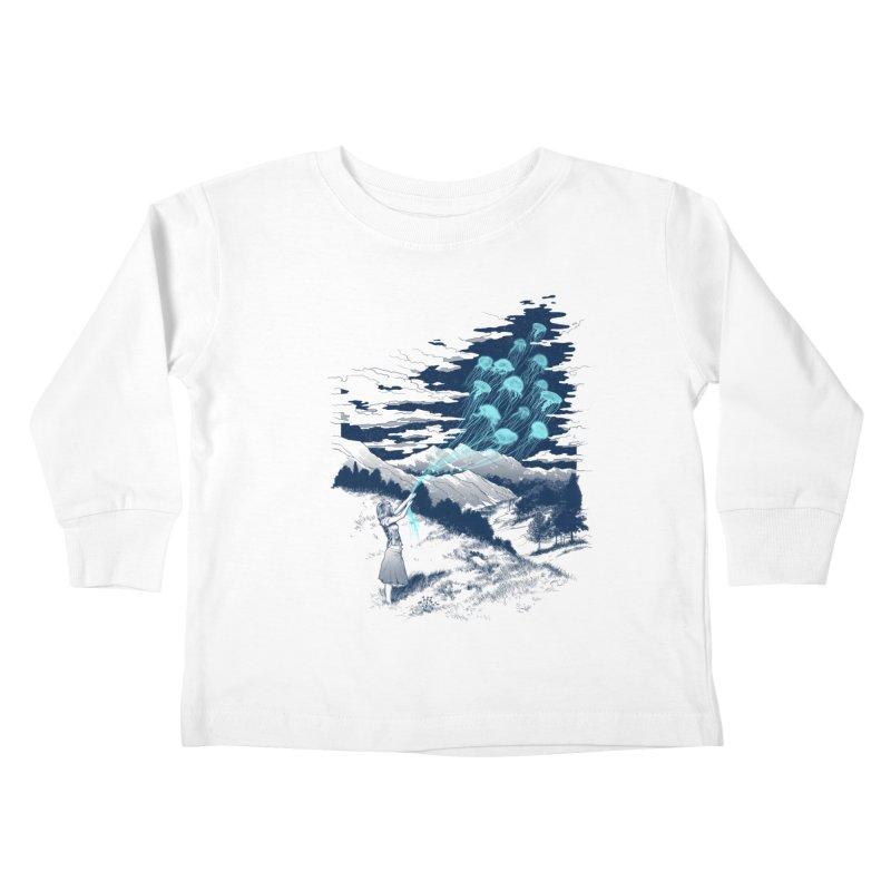 Release the Kindness Kids Toddler Longsleeve T-Shirt by silenTOP Artist Shop