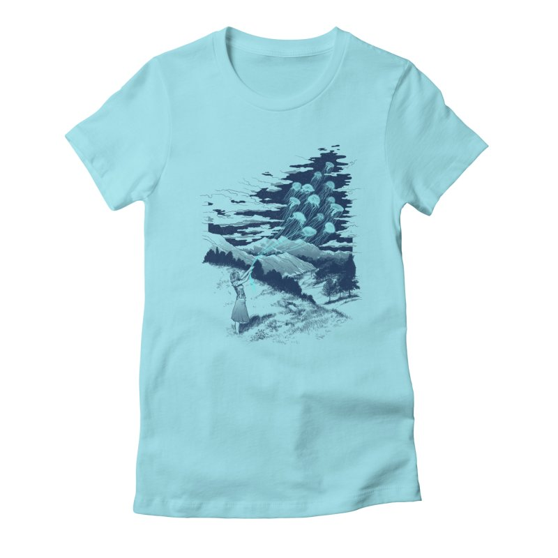 Release the Kindness Women's Fitted T-Shirt by silentOp's Artist Shop