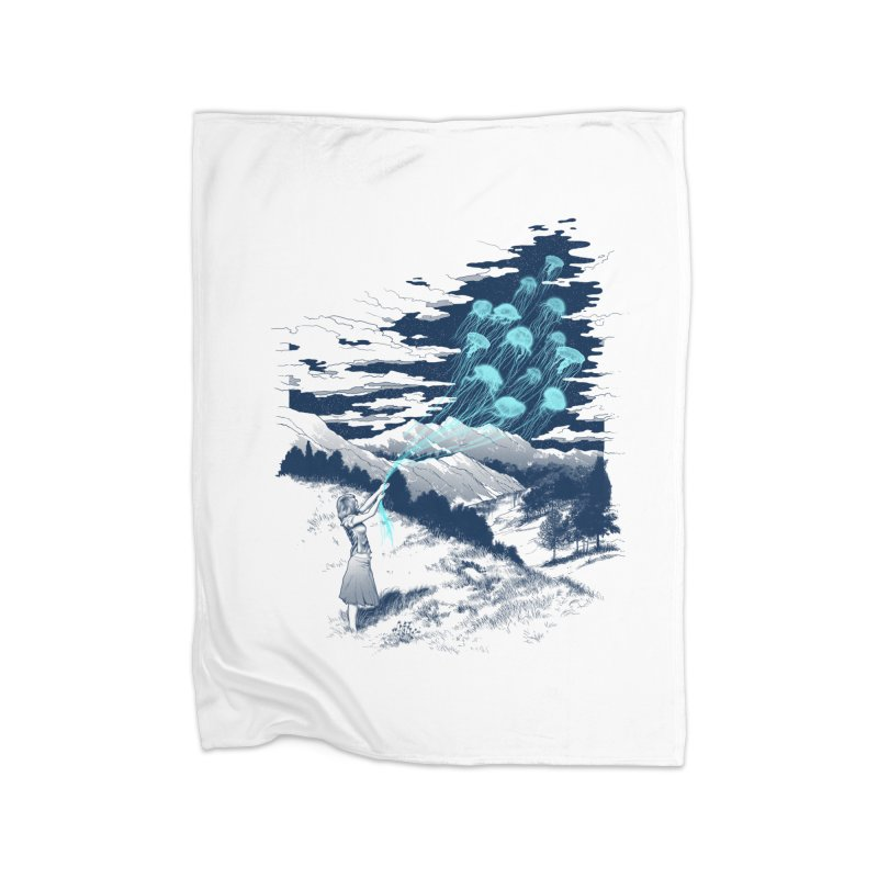 Release the Kindness Home Blanket by silenTOP Artist Shop