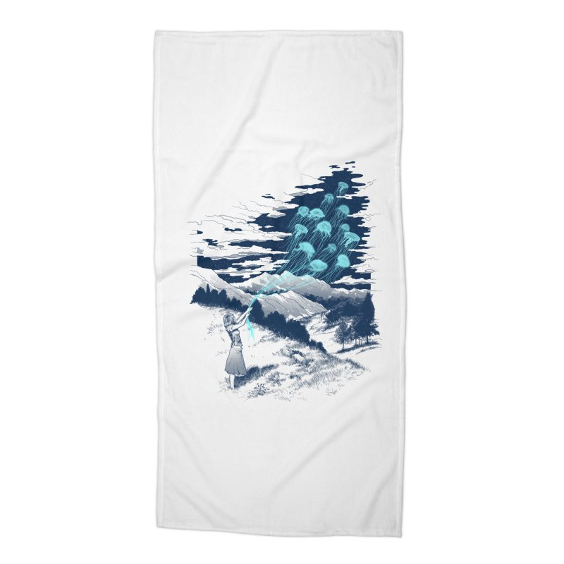 Release the Kindness Accessories Beach Towel by silenTOP Artist Shop