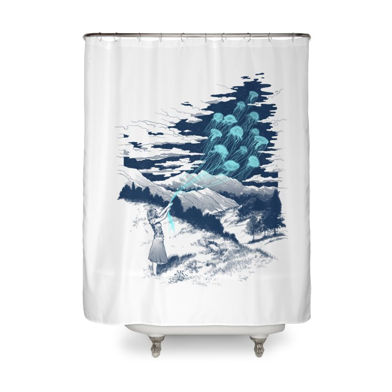 Release the Kindness Home Shower Curtain by silenTOP Artist Shop