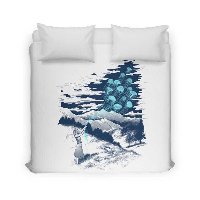 Release the Kindness Home Duvet by silenTOP Artist Shop