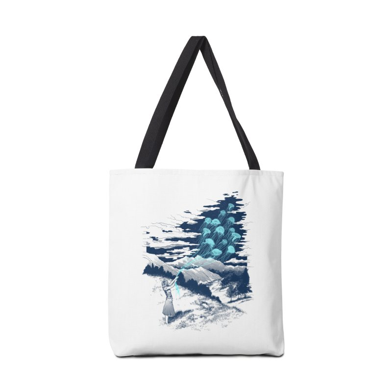 Release the Kindness Accessories Bag by silenTOP Artist Shop