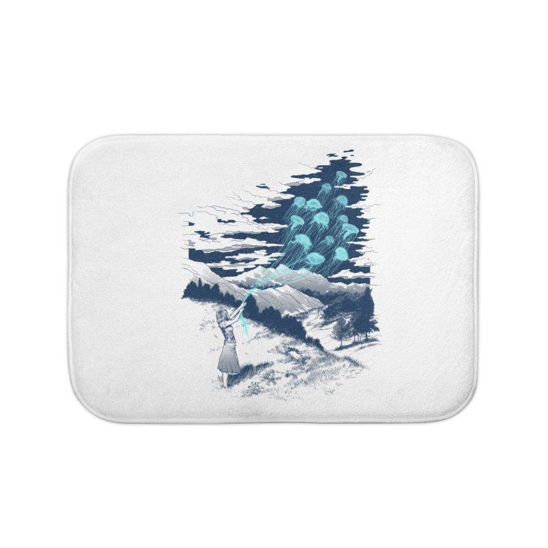 Release the Kindness Home Bath Mat by silenTOP Artist Shop