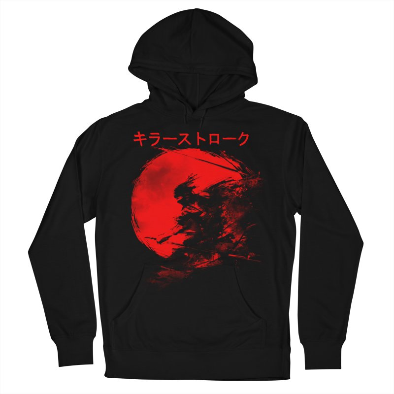 Killer Strokes Men's Pullover Hoody by silenTOP Artist Shop