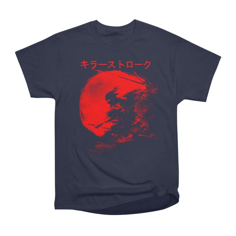 Killer Strokes Men's Heavyweight T-Shirt by silenTOP Artist Shop
