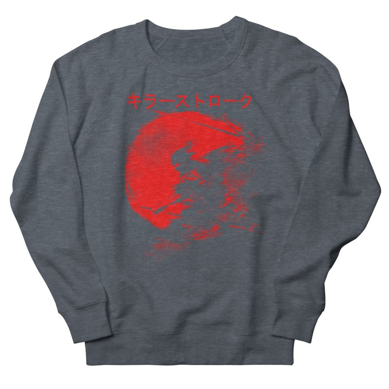 Killer Strokes Women's Sweatshirt by silentOp's Artist Shop