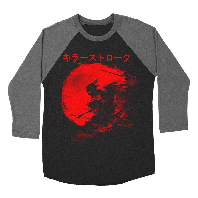 Killer Strokes Women's Baseball Triblend T-Shirt by silenTOP Artist Shop