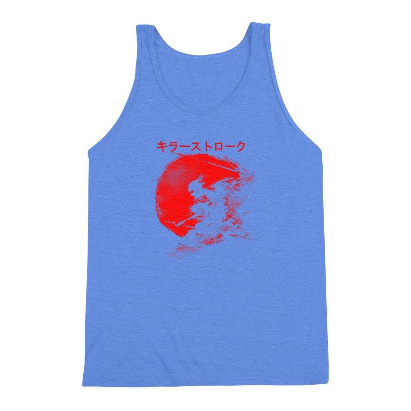Killer Strokes Men's Triblend Tank by silenTOP Artist Shop