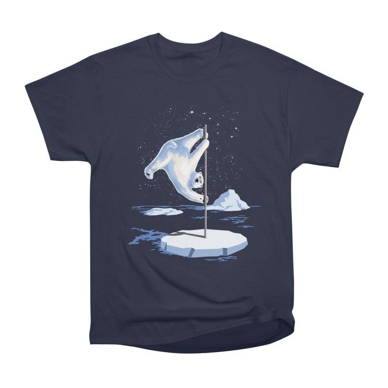 North Pole Dancer Men's Classic T-Shirt by silenTOP Artist Shop