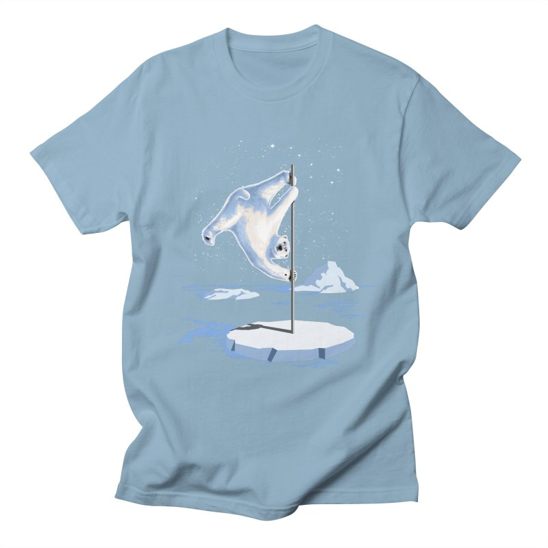 North Pole Dancer Men's T-Shirt by silenTOP Artist Shop